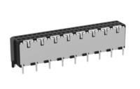 ERNI MicroSpeed Connector 1.0mm