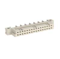 Erni DIN-41612/IEC-60603-2  Connector 2.54 mm