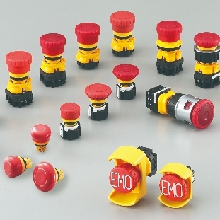 Emergency Stop & Industrial Controls